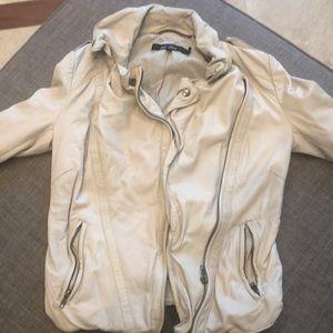 Muubaa Woman's Leather jacket Size 4
